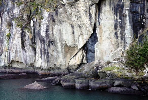 Cliff Echo Bay by Terrill Welch
