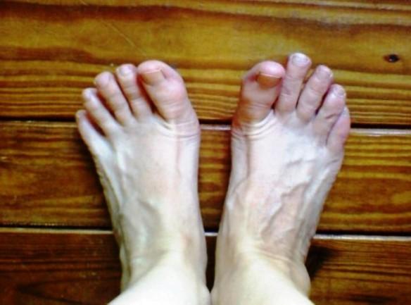 Best Foot Forward by Laurie Buchanan