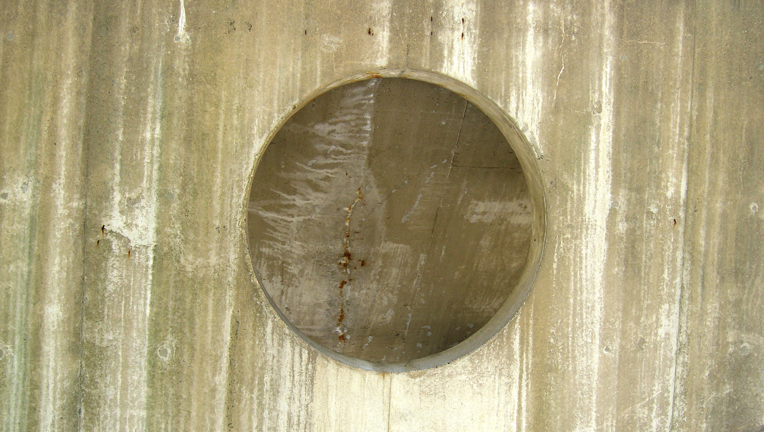 Decorative Hole by Laurie Buchanan