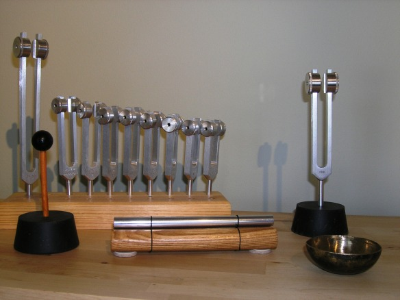 Tuning Forks by Laurie Buchanan