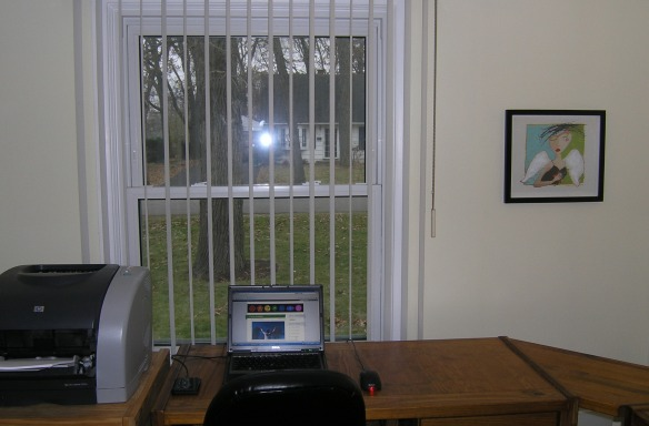 Writing Space at Home