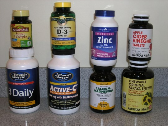 Supplements by Laurie Buchanan