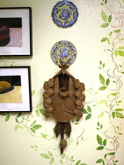 Cuckoo Clock by Egon Witte