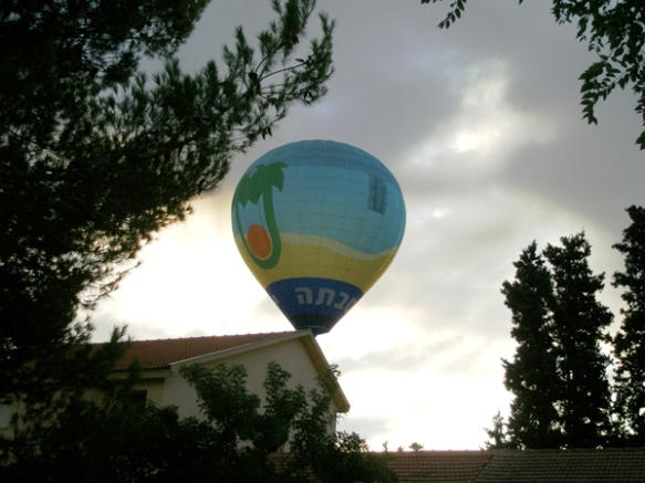 Up, Up and Away by Laurie Buchanan