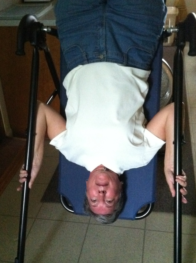 How To Make A Homemade Inversion Table Inversion table plans