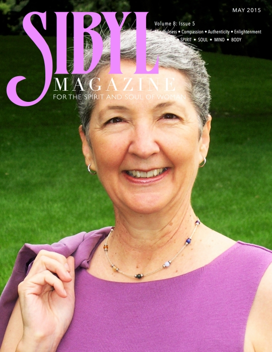 COVER May 2015 SIBYL MAGAZINE